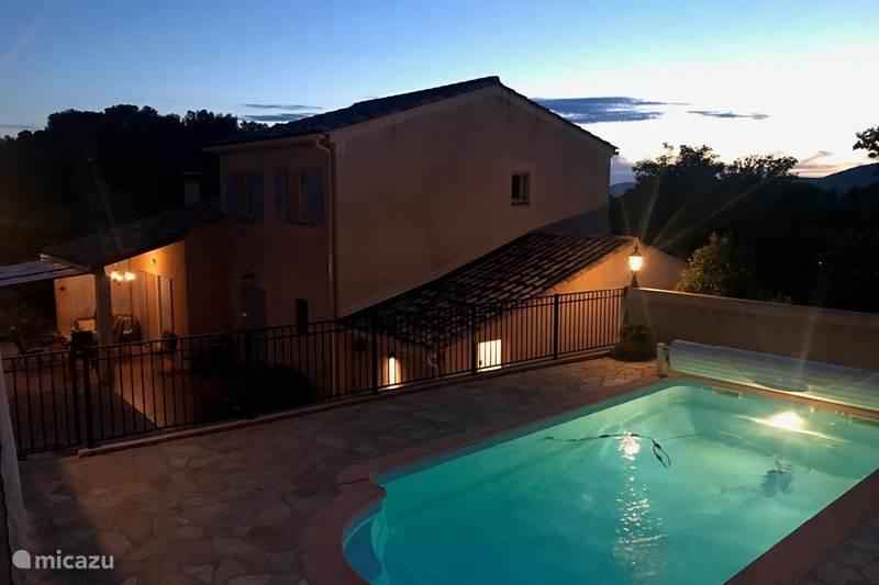 Vakantiehuis Frankrijk, Var, Nans-les-Pins Villa Villa Toetie Bella