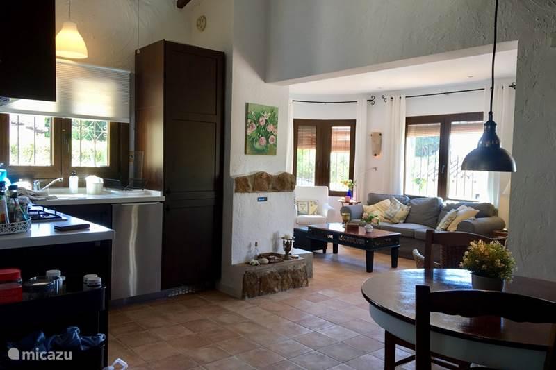 Vakantiehuis Spanje, Costa Blanca, Moraira Villa Casa Sol
