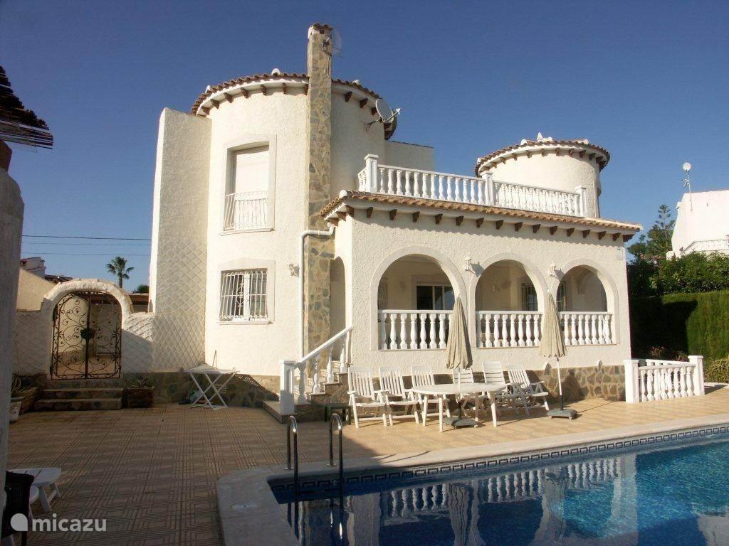 Vakantiehuis Spanje, Costa Blanca, Ciudad Quesada villa Villa Naciones