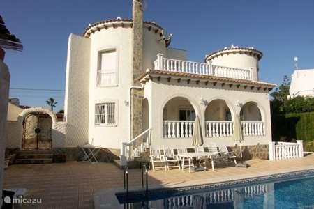Vakantiehuis Spanje, Costa Blanca, Formentera del Segura - villa Villa Naciones