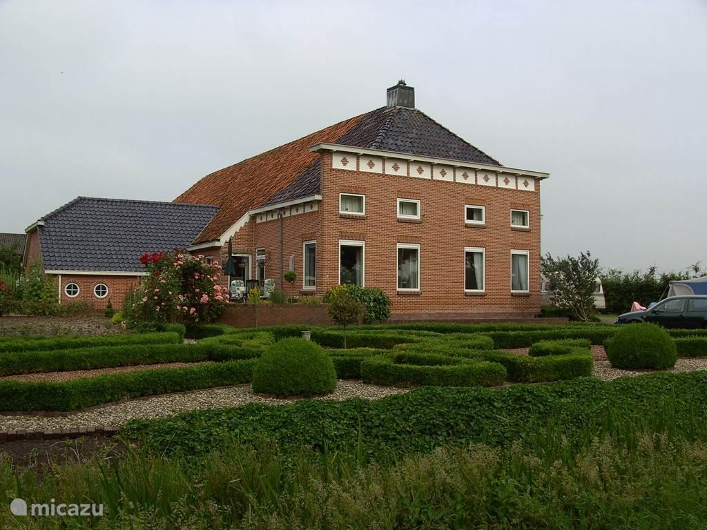 Vacation rental Netherlands – apartment Vakantiehoeve Oase 2