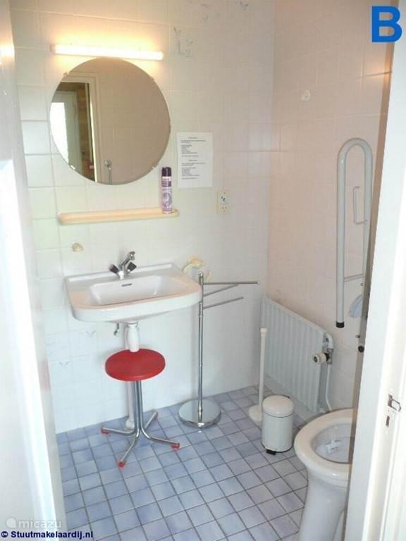 Invaliden Toilet