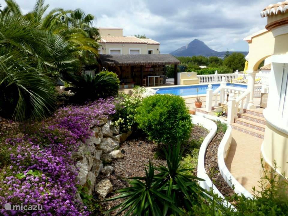 Vakantiehuis Spanje, Costa Blanca, Javea appartement Spanje Javea Casa J&L