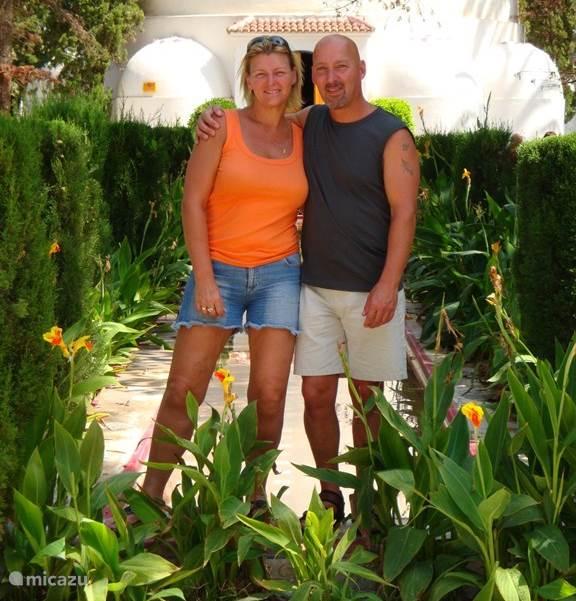 Rina & Dirk Jansen