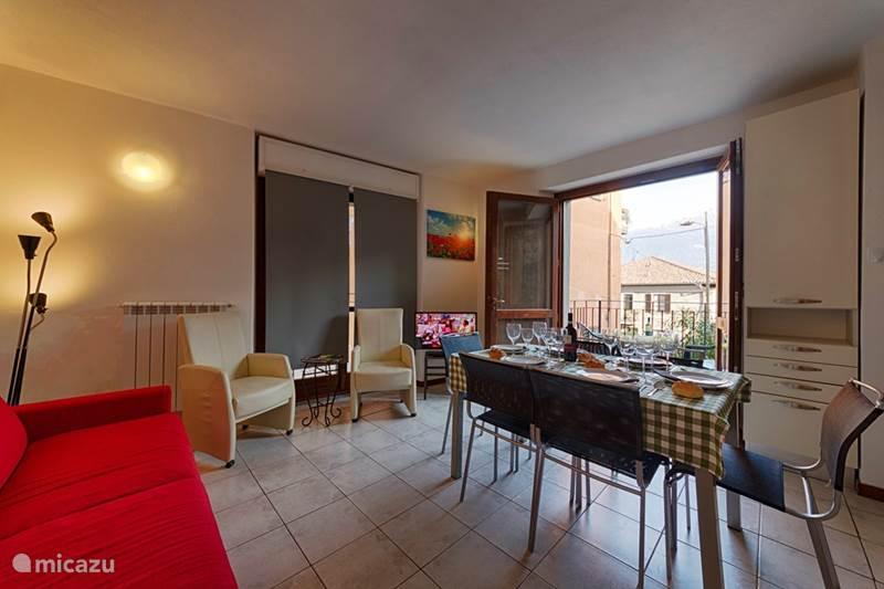 Vakantiehuis Italië, Comomeer, Acquaseria Appartement Camelia 3C