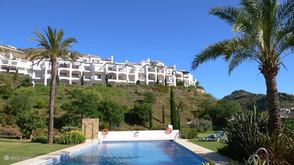 prachtig appartement met super zwembad
