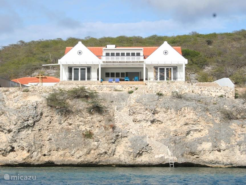 Vacation rental Curaçao, Banda Abou (West), Lagun - apartment Villa Bon Bientu
