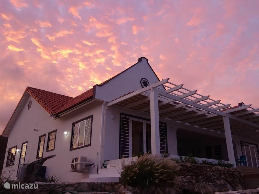 Vakantiehuis Curaçao, Banda Abou (west), Lagun Appartement Villa Bon Bientu