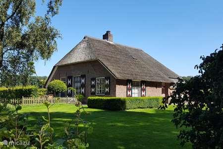 Vakantiehuis Nederland, Overijssel, Olst – boerderij Het Drostenerve