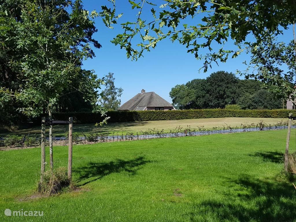 Vacation rental Netherlands, Overijssel, Olst Farmhouse The Drostenerve