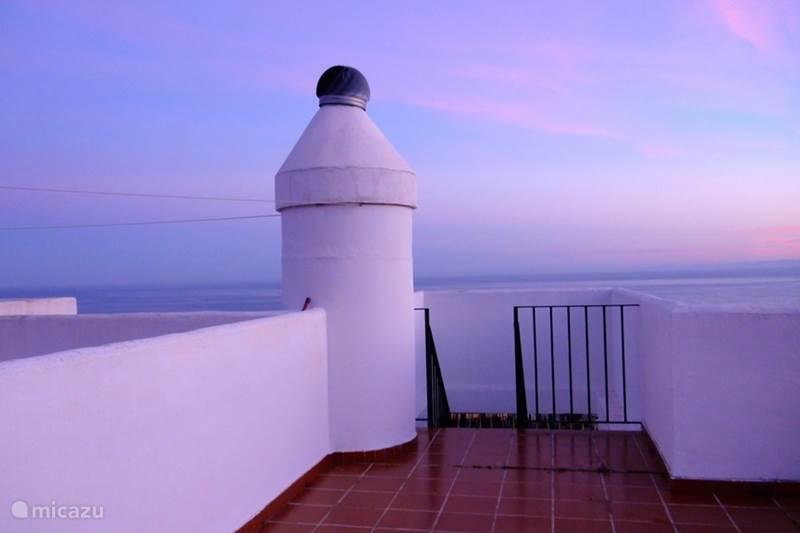 Vakantiehuis Spanje, Costa del Sol, Sitio de Calahonda Penthouse Vista Marbella