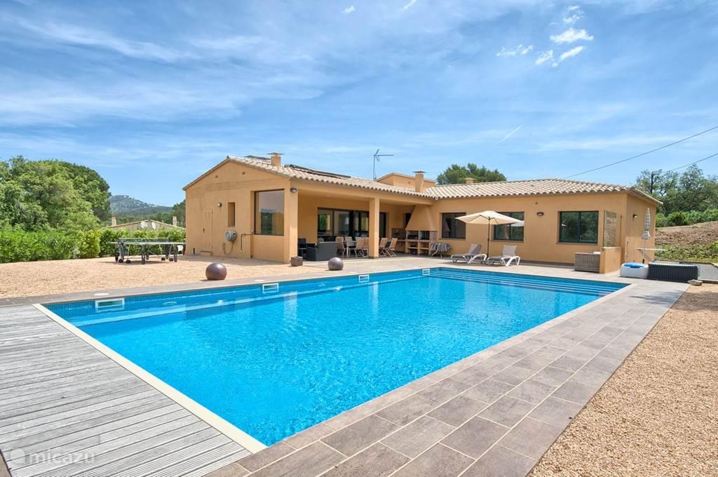 Vakantiehuis Spanje, Costa Brava, Begur villa Vakantievilla Dali Begur