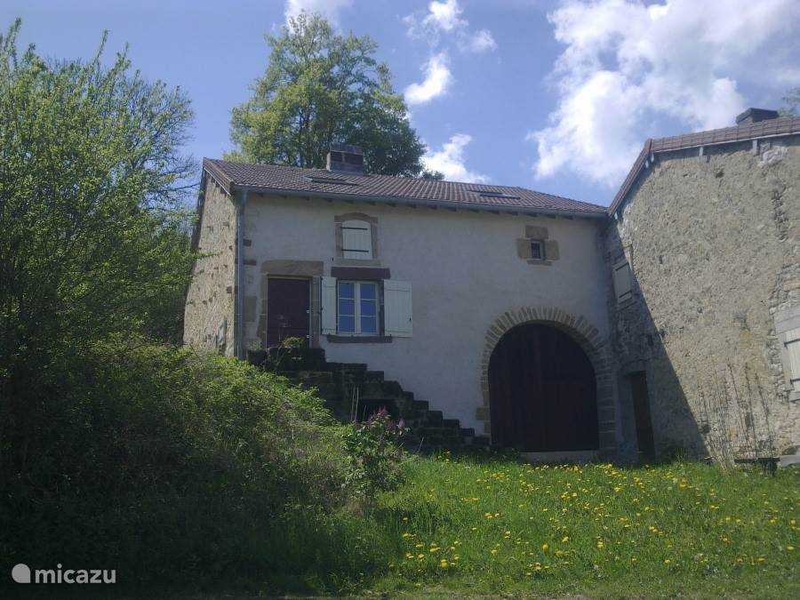 Vacation rental France, Vosges – holiday house Gîte de Fée