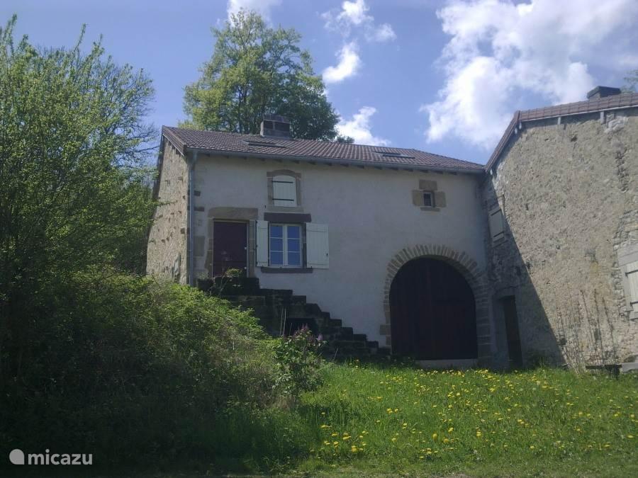 Vakantiehuis Frankrijk, Vogezen, Serécourt Vakantiehuis Gîte de Fée