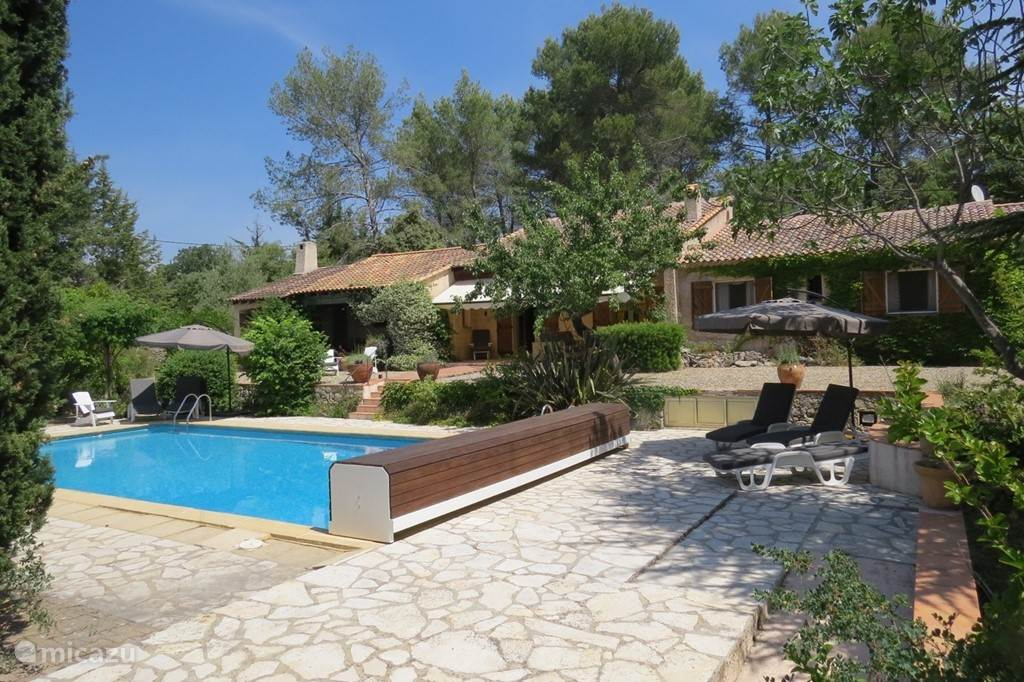 Vacation rental France, Provence, Lorgues villa Mas Charles