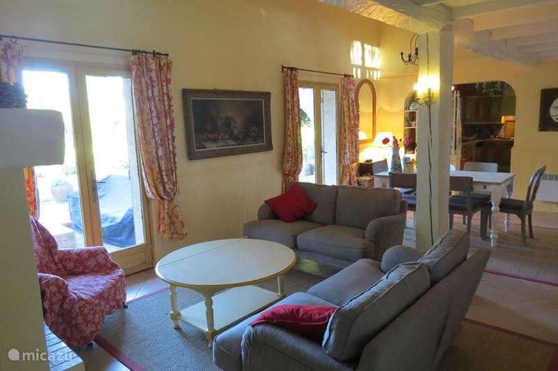 Vacation rental France, Var, Lorgues Villa Mas Charles