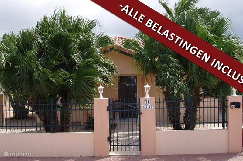 Vacation rental Aruba, Noord, Tanki Leendert Holiday house Aruba Home