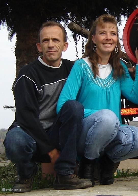 Roy & Cindy Reuvers