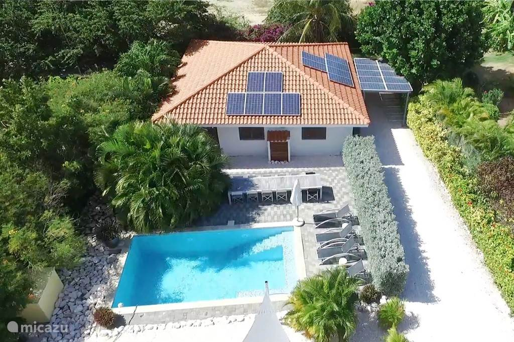 Vakantiehuis Curaçao, Banda Ariba (oost), Jan Thiel vakantiehuis Villa Splendour