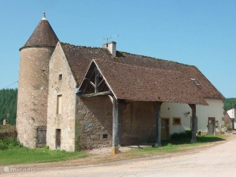 Vakantiehuis Frankrijk, Bourgogne, Sivry (Voudenay) Boerderij Maison Sivry