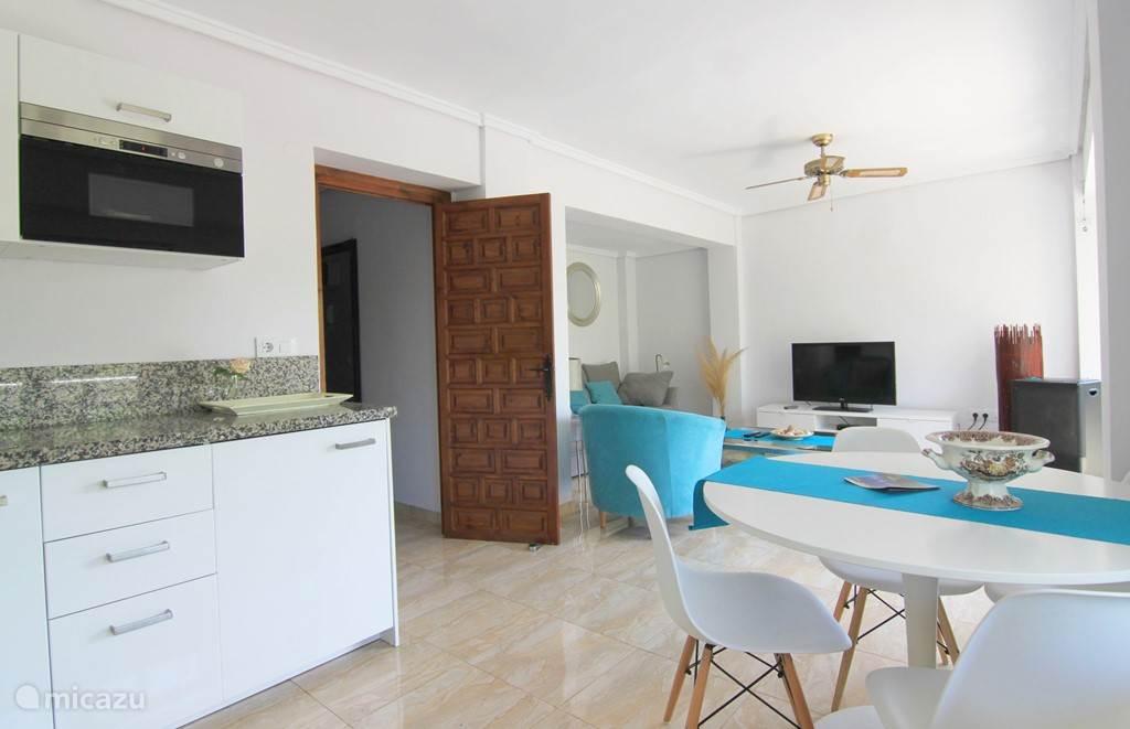 Vakantiehuis Spanje, Costa Blanca, Javea Appartement Arenal Appartement