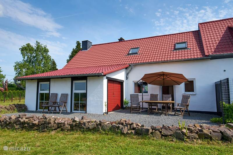 Vakantiehuis Duitsland, Eifel, Bleckhausen Vakantiehuis Bauernhof am Moritzberg (6)