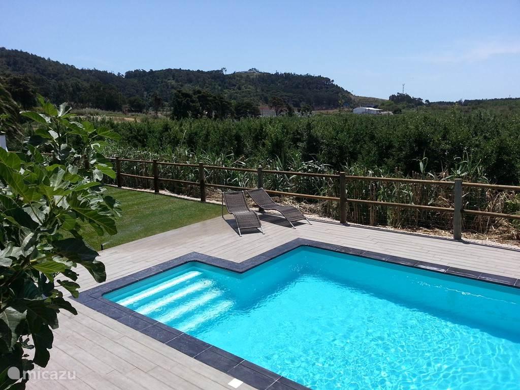 Vakantiehuis Portugal, Costa de Prata, Alcobaça Vakantiehuis Quinta da Mota - Zilver Kust