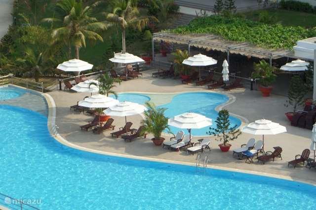 Ferienwohnung Vietnam – appartement Ocean Vista, in der 7. Himmel