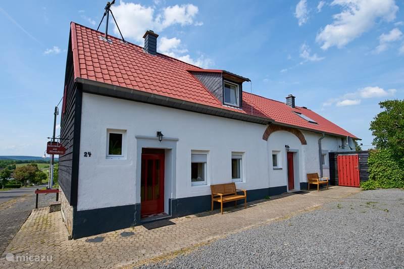 Ferienwohnung Deutschland, Eifel, Bleckhausen Ferienhaus Bauernhaus am Moritzberg (4)