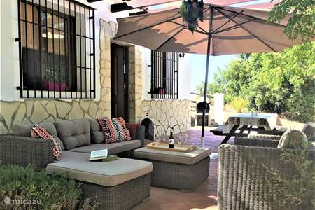 Vacation rental Spain, Andalusia, Canillas de Aceituno holiday house Casa Lobera No. 3