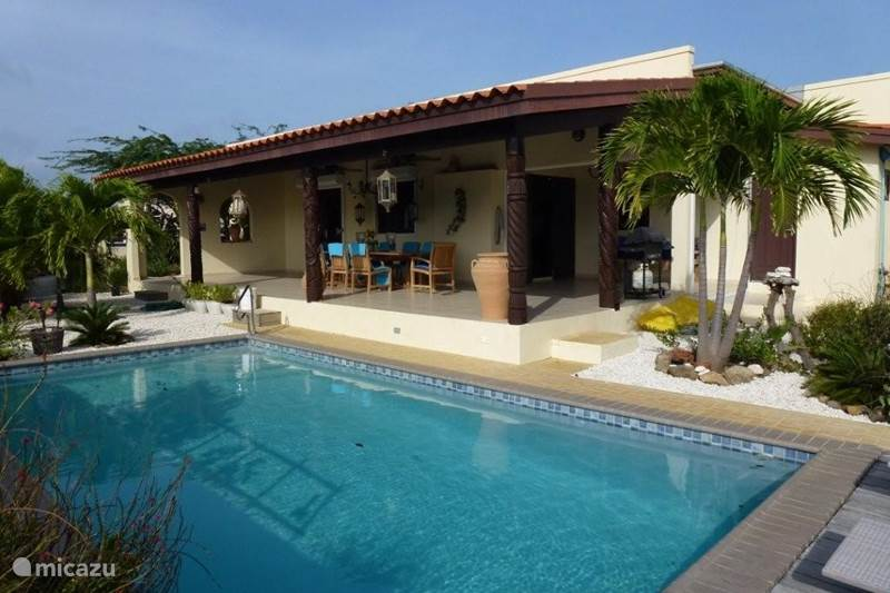 Vakantiehuis Aruba, Noord, Rooi Santo Vakantiehuis Caribbean Wave