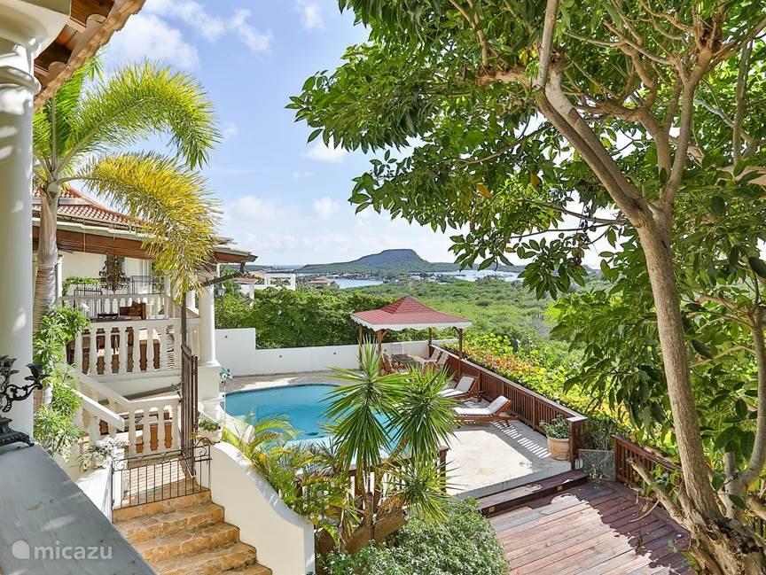 Vakantiehuis Curacao, Banda Ariba (oost), Jan Sofat Villa Bayview Villa