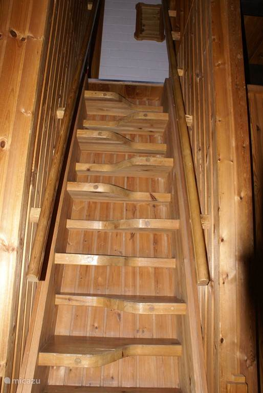 opslaan van trap