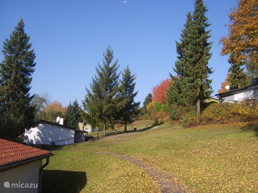 Walking Paths in the park, the park is free, there is an upper and lower parking