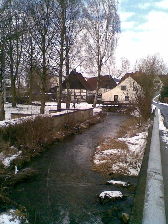 Riviertje de Altenau