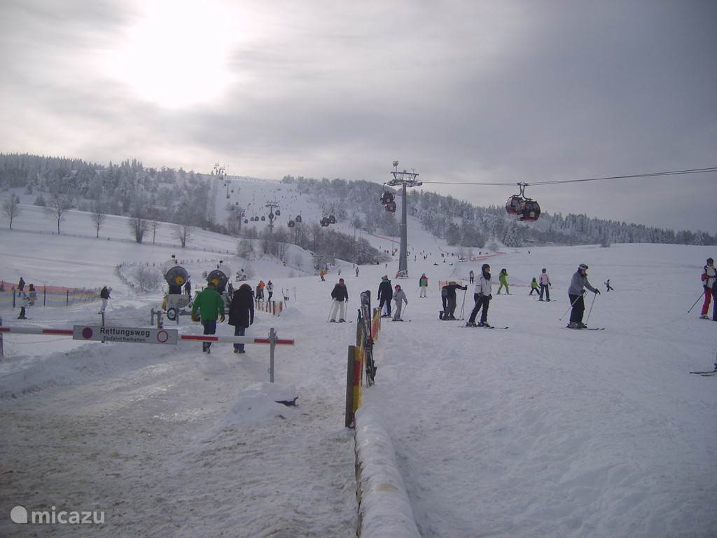Winter sports in Willingen at 45 min drive from Husen