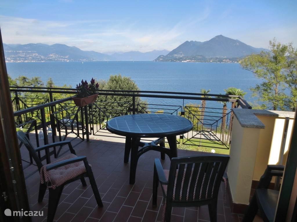 Vakantiehuis Italië, Italiaanse Meren, Stresa - appartement residenza Verdelago