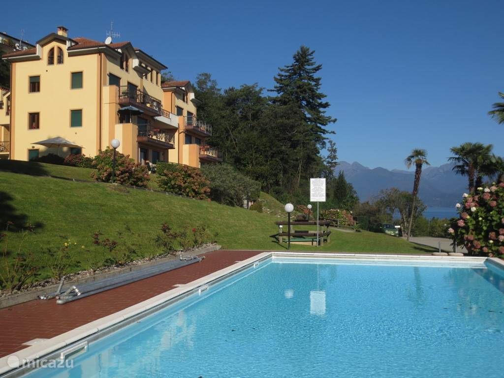 Vacation rental Italy, Italian Lakes, Stresa Apartment Residenza Verdelago