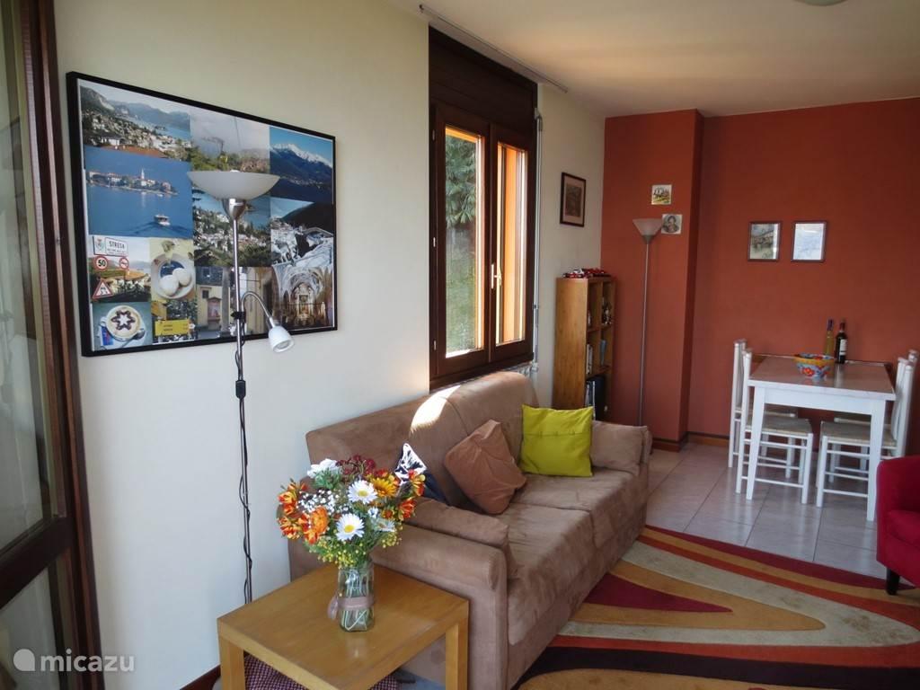 Vakantiehuis Italië, Italiaanse Meren, Stresa Appartement Residenza Verdelago