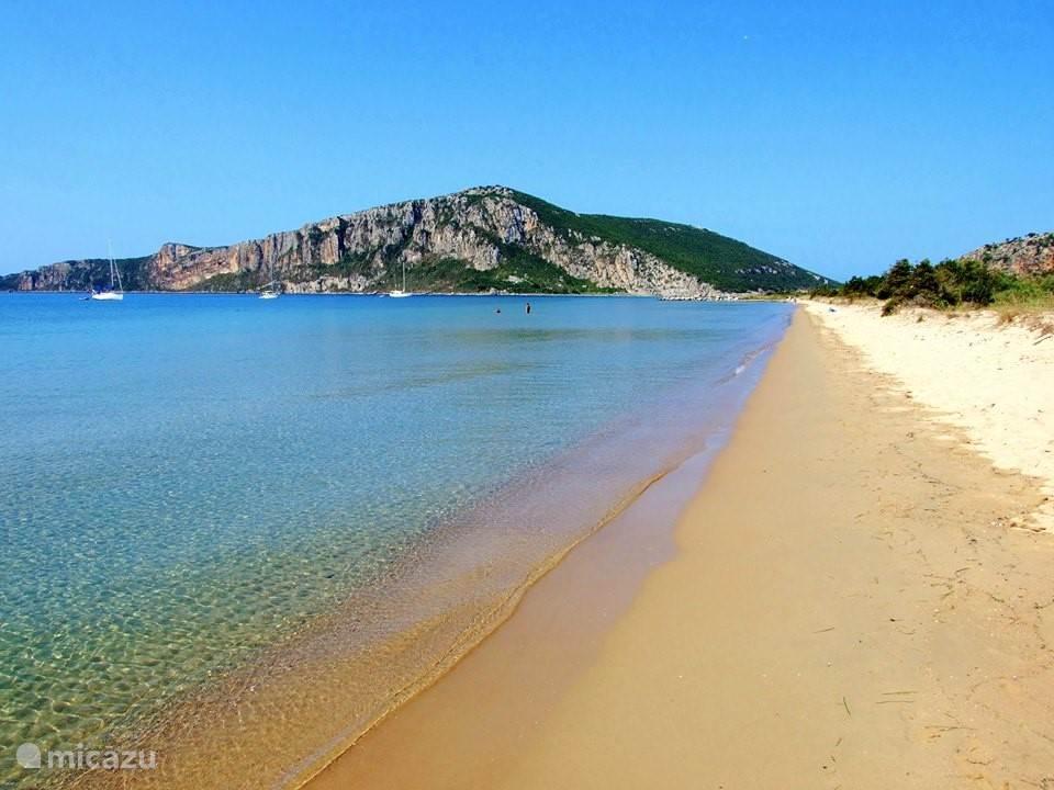 Divari beach, op 2,5 km van de bungalow