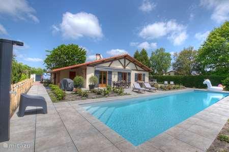 Vacation rental France, Landes, Vielle-Saint-Girons villa La Maison Aquitaine