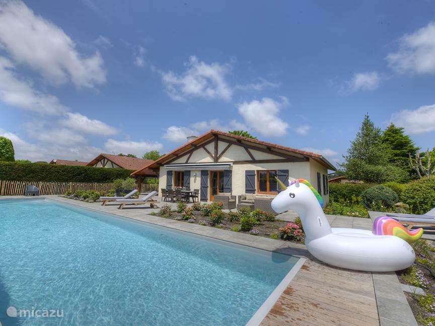 Vakantiehuis Frankrijk, Landes, Vielle-Saint-Girons Villa La Maison Aquitaine