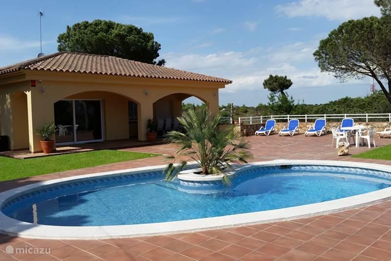 Vakantiehuis Spanje, Costa Brava, Macanet de la Selva Villa Villa Maravilla, Costa Brava, Luxe!