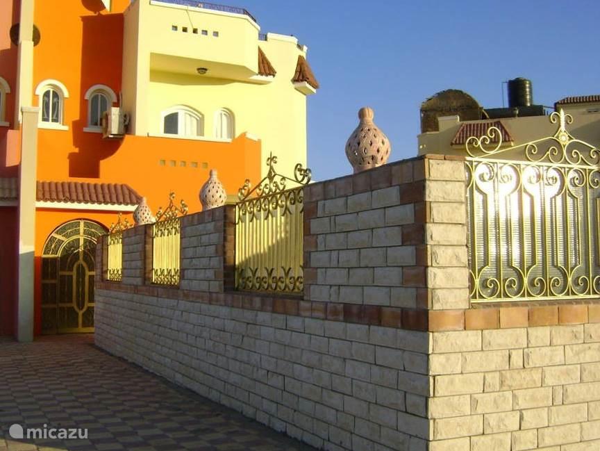 Duiken / snorkelen, Egypte, Rode Zee, Hurghada, appartement Gezellig appartement in Hurghada
