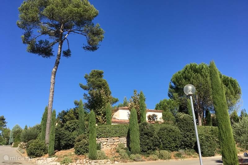 Vakantiehuis Frankrijk, Var, Nans-les-Pins Vakantiehuis Le Jardin du Golf 22a