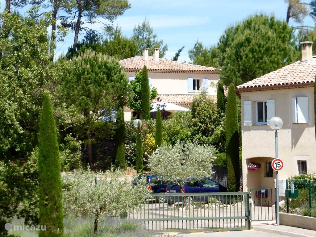 Vakantiehuis Frankrijk, Provence, Nans-les-Pins Vakantiehuis Le Jardin du Golf 22a