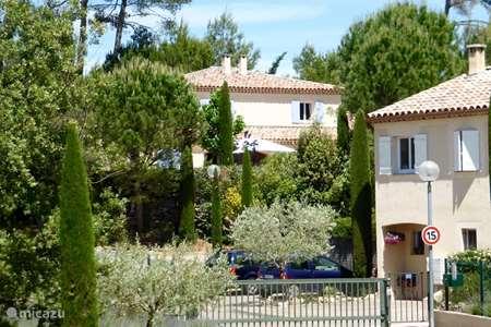 Vakantiehuis Frankrijk, Var – vakantiehuis Le Jardin du Golf 22a