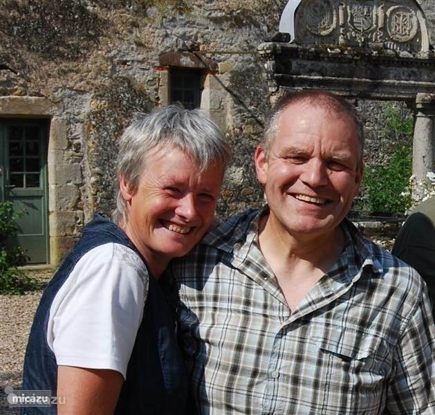 Hendrik en Dorine Brqkel