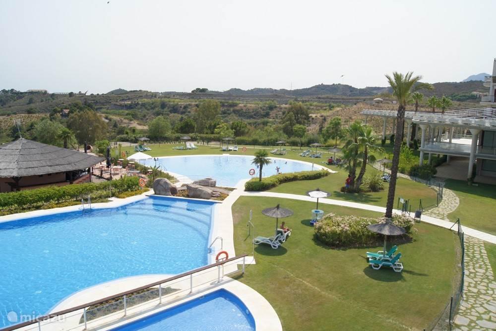 Vakantiehuis Spanje, Costa del Sol, Estepona - appartement Parque Botanico