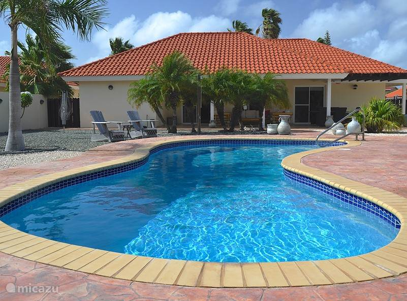 Vacation rental Aruba, North, North villa Saban Soño